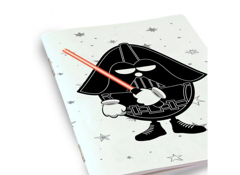 Pack original y personalizado ideal para regalo Star Wars. Darth Vader.